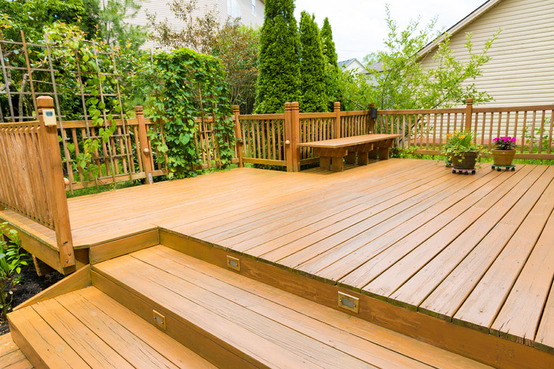 Timber Decking Bendigo Co